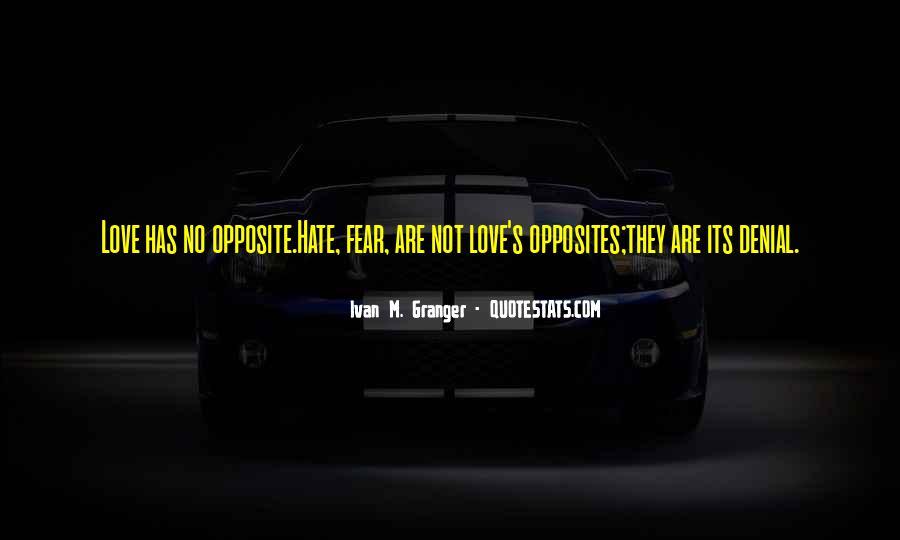 Ivan M. Granger Quotes #67308