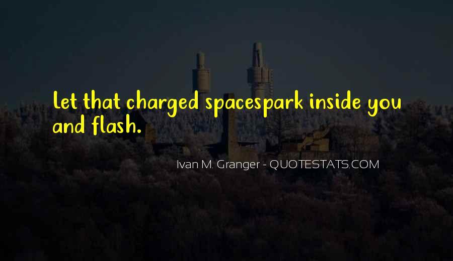 Ivan M. Granger Quotes #938250