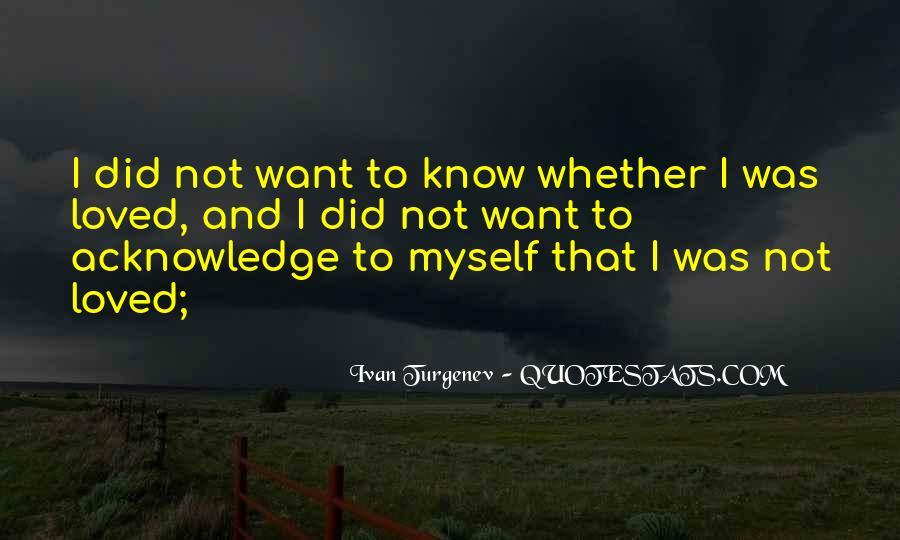 Ivan Turgenev Quotes #1191619