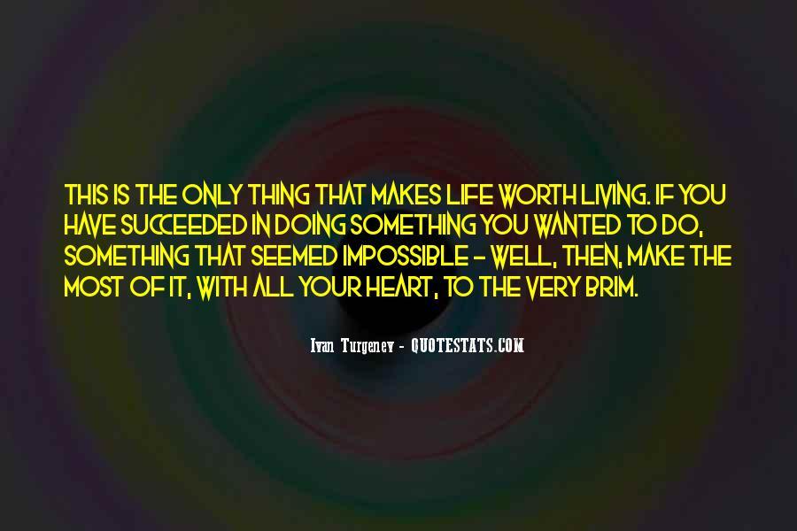 Ivan Turgenev Quotes #1270899