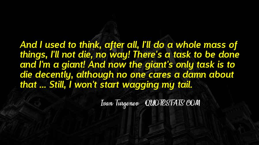 Ivan Turgenev Quotes #1501397