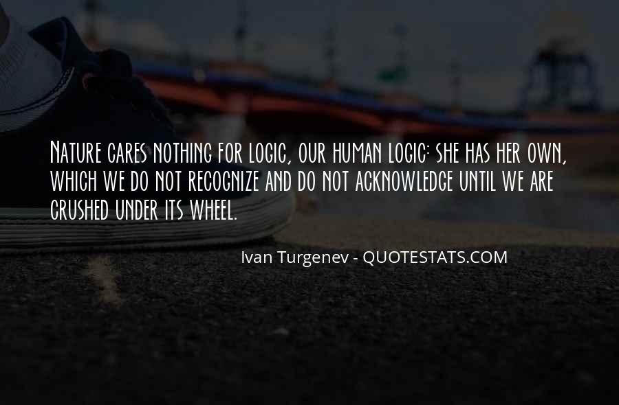 Ivan Turgenev Quotes #1517518