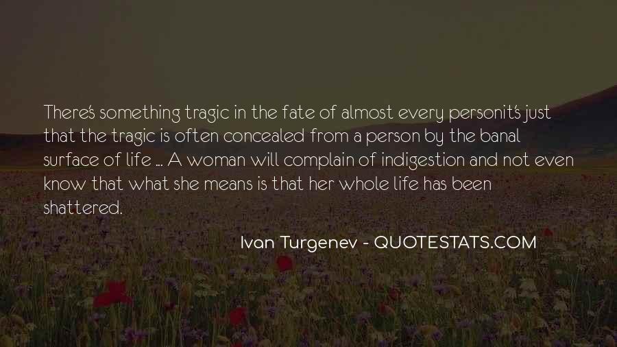 Ivan Turgenev Quotes #158612