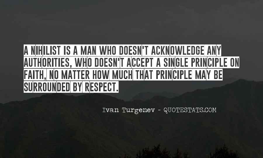 Ivan Turgenev Quotes #1635576