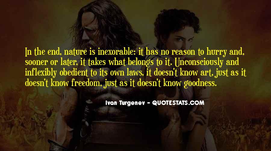 Ivan Turgenev Quotes #1652089
