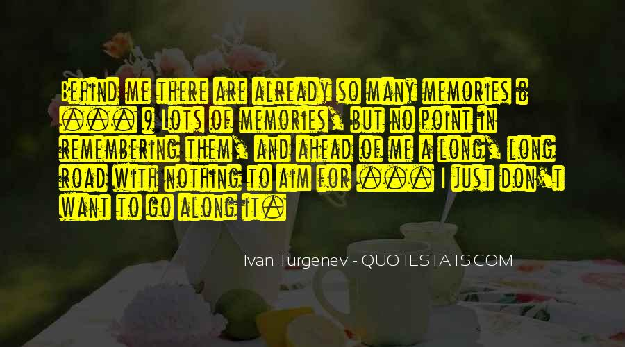 Ivan Turgenev Quotes #1675705