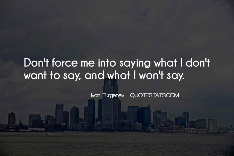Ivan Turgenev Quotes #1697030