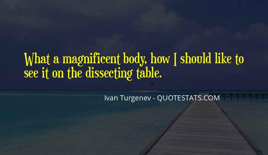 Ivan Turgenev Quotes #1706833