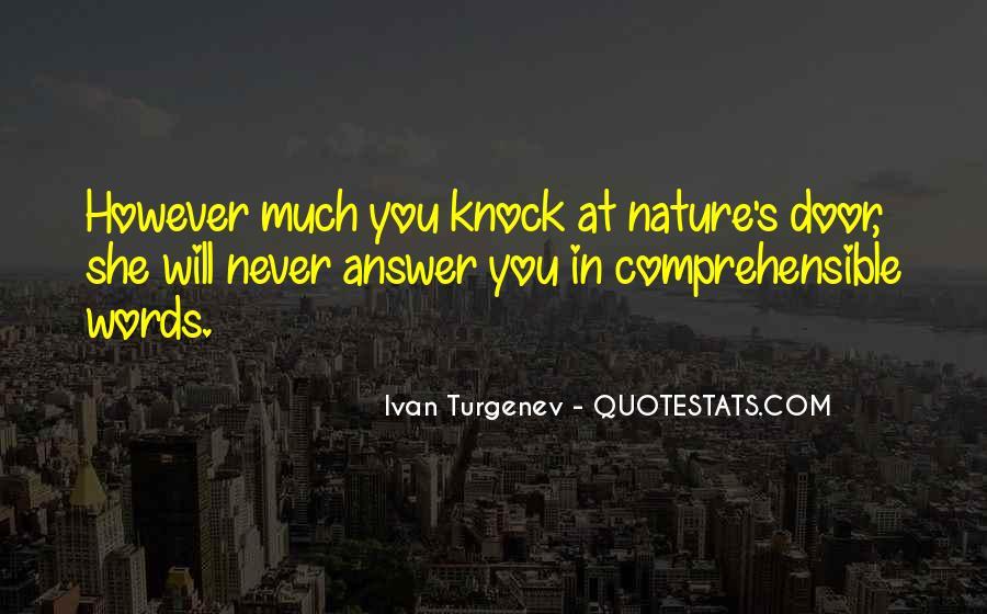 Ivan Turgenev Quotes #181661