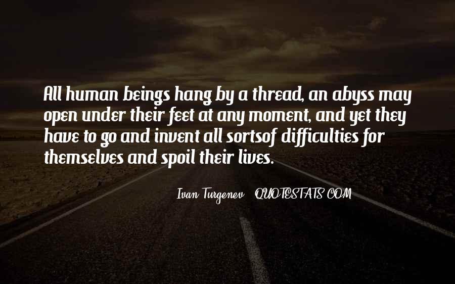 Ivan Turgenev Quotes #234778