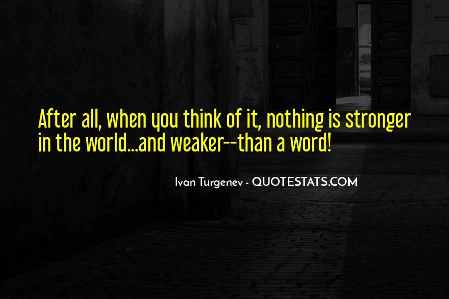 Ivan Turgenev Quotes #269259