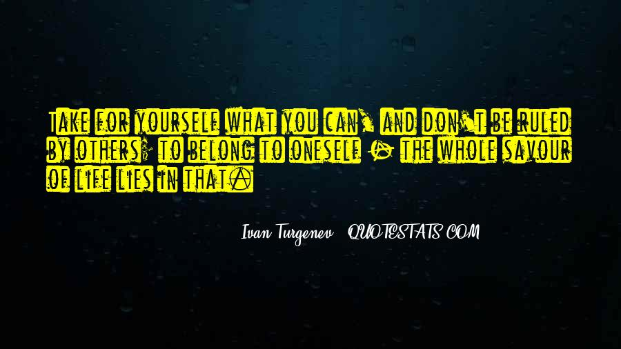 Ivan Turgenev Quotes #282177