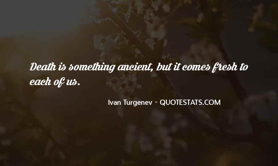Ivan Turgenev Quotes #358364