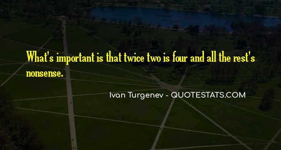 Ivan Turgenev Quotes #428693