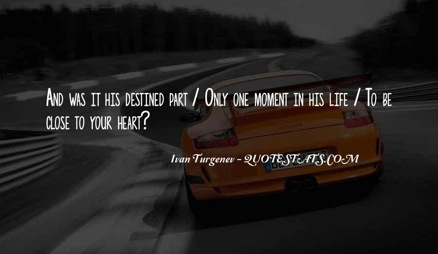 Ivan Turgenev Quotes #456210
