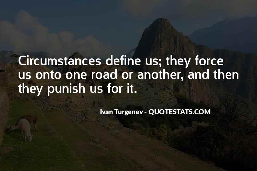Ivan Turgenev Quotes #483420