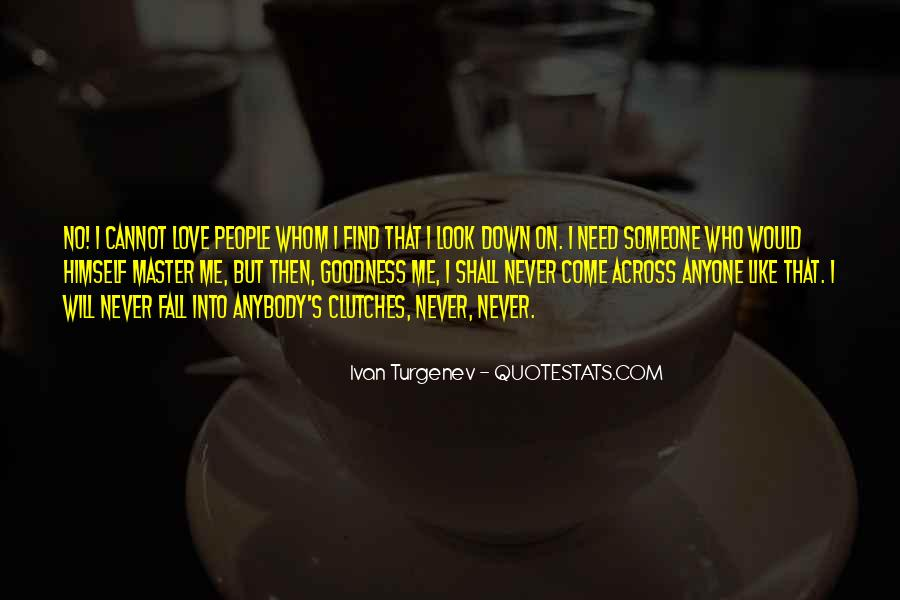 Ivan Turgenev Quotes #490147