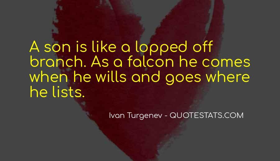 Ivan Turgenev Quotes #60561