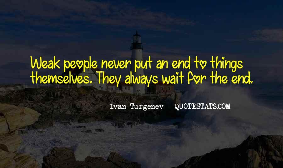 Ivan Turgenev Quotes #695517