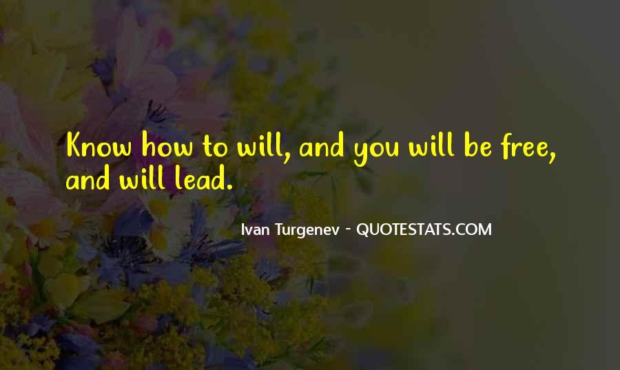 Ivan Turgenev Quotes #749477