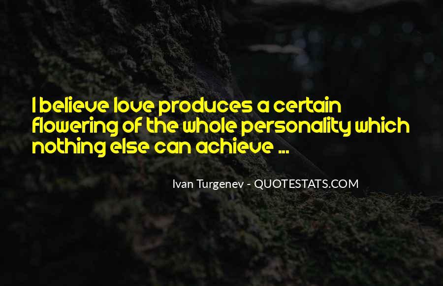 Ivan Turgenev Quotes #765497