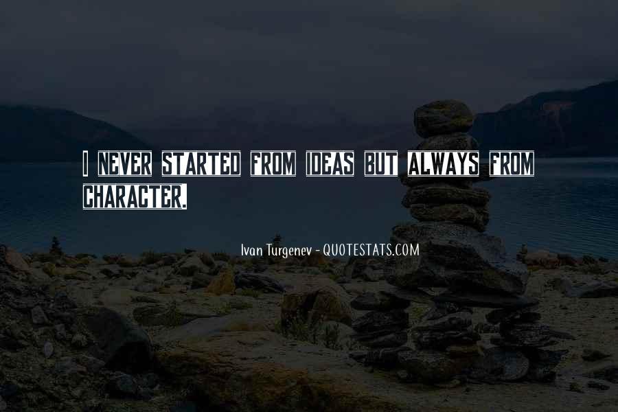 Ivan Turgenev Quotes #824374