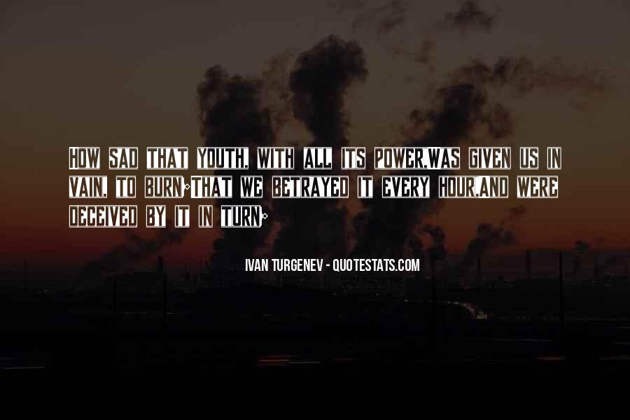 Ivan Turgenev Quotes #848960