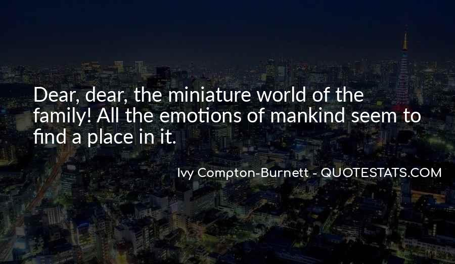 Ivy Compton-Burnett Quotes #715904