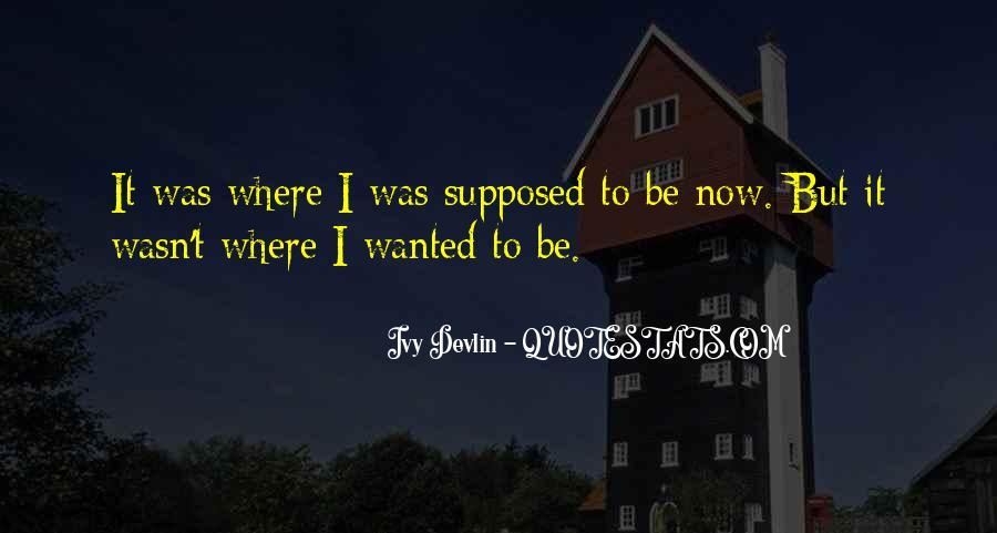 Ivy Devlin Quotes #1227478