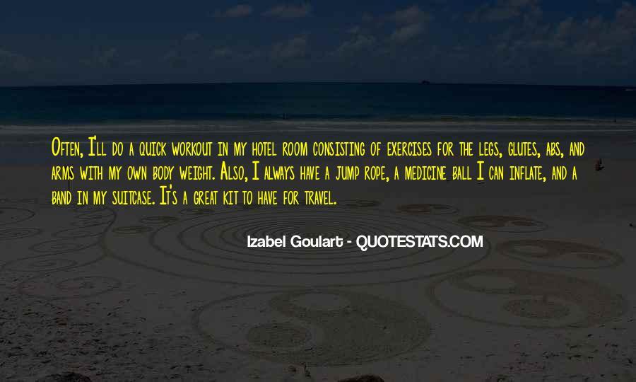 Izabel Goulart Quotes #1459846