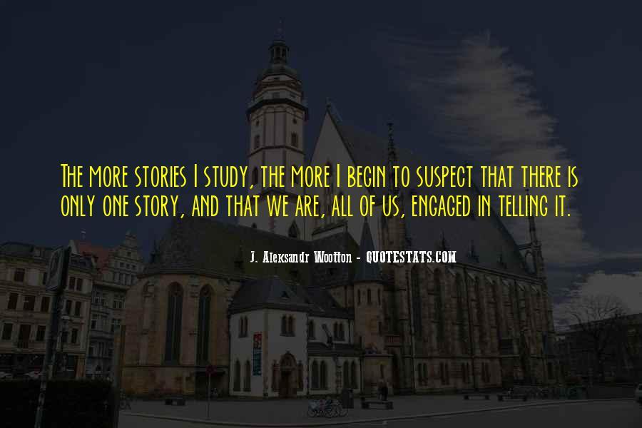 J. Aleksandr Wootton Quotes #1107370