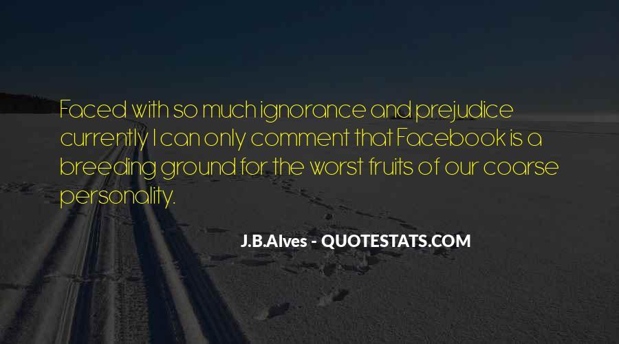 J.B.Alves Quotes #852218