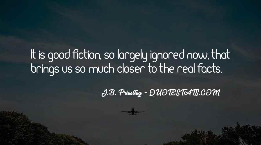 J.B. Priestley Quotes #1649556