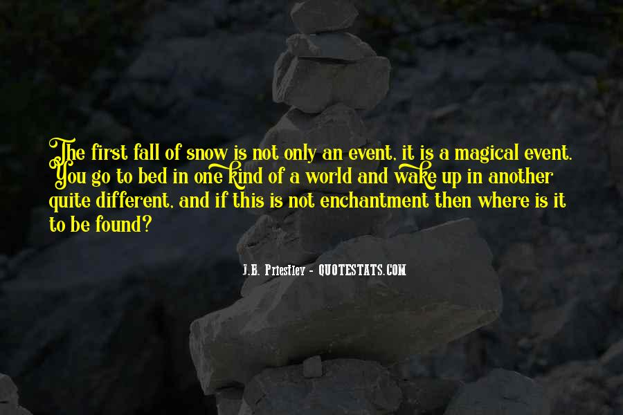 J.B. Priestley Quotes #1653035