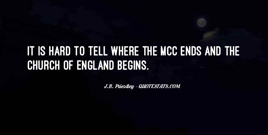 J.B. Priestley Quotes #1661666