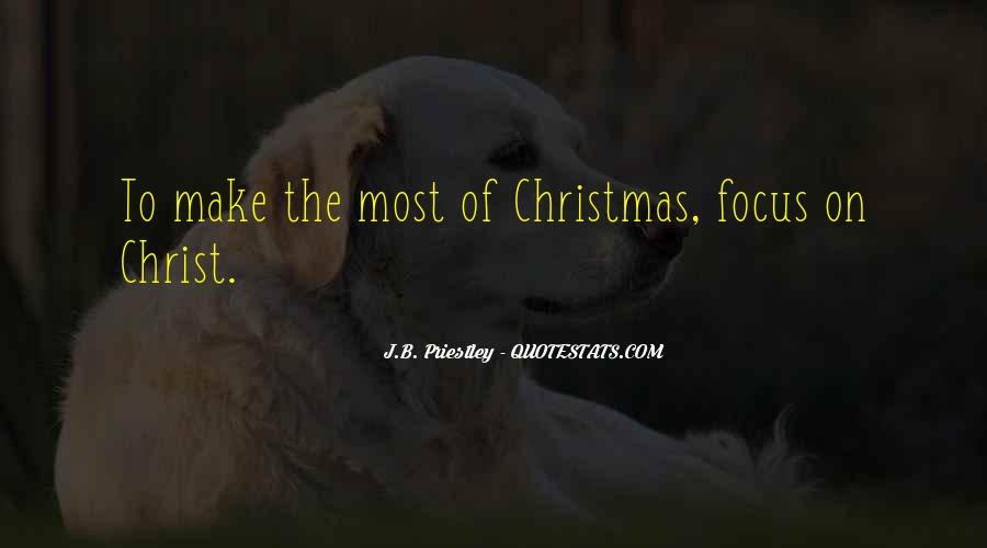 J.B. Priestley Quotes #1665577