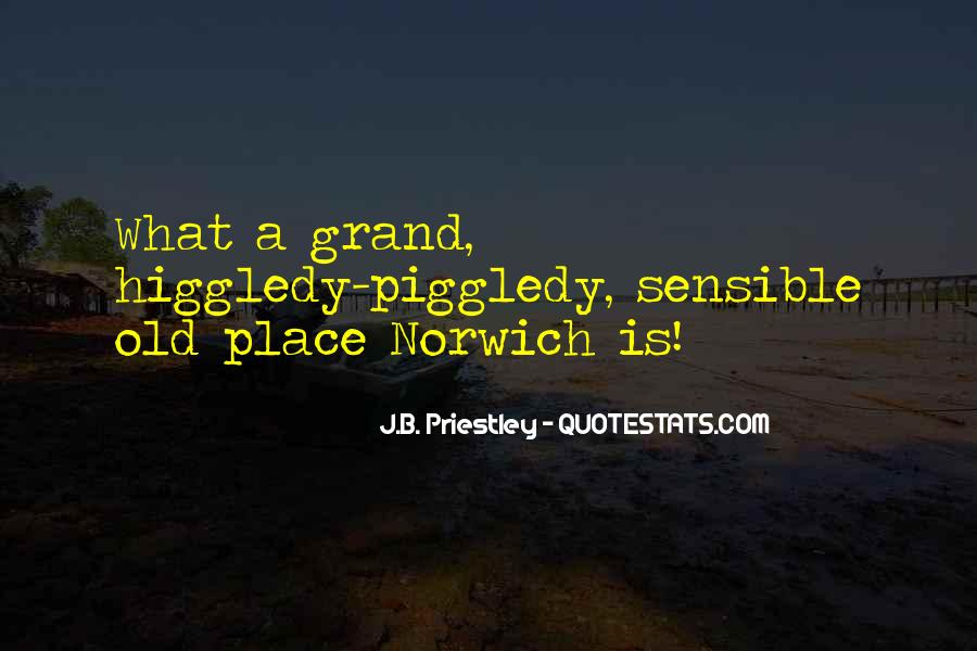 J.B. Priestley Quotes #1711043