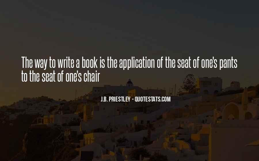 J.B. Priestley Quotes #1748150