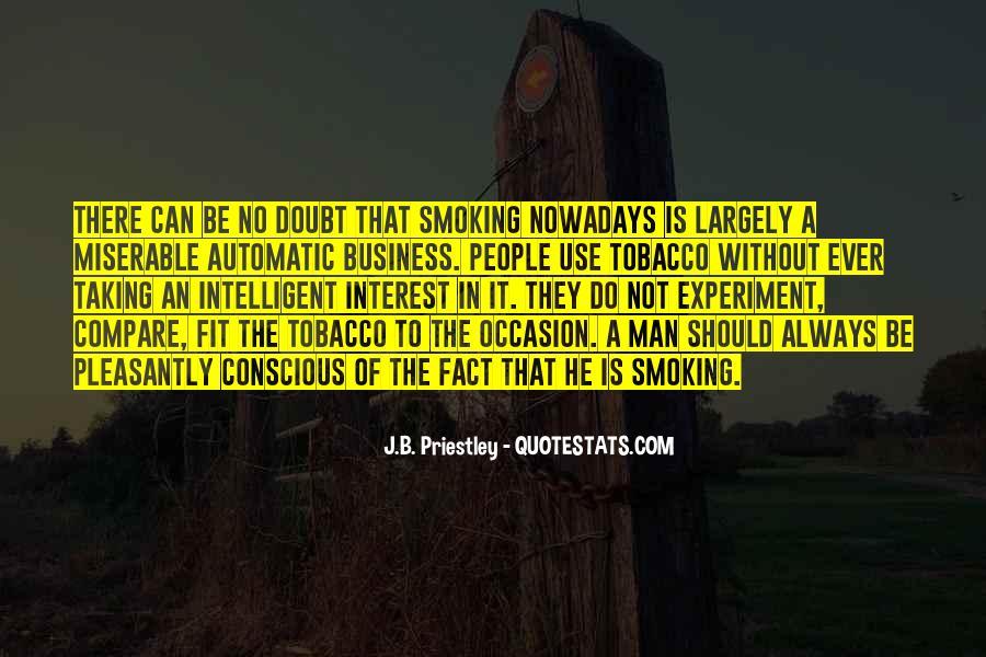 J.B. Priestley Quotes #1780593