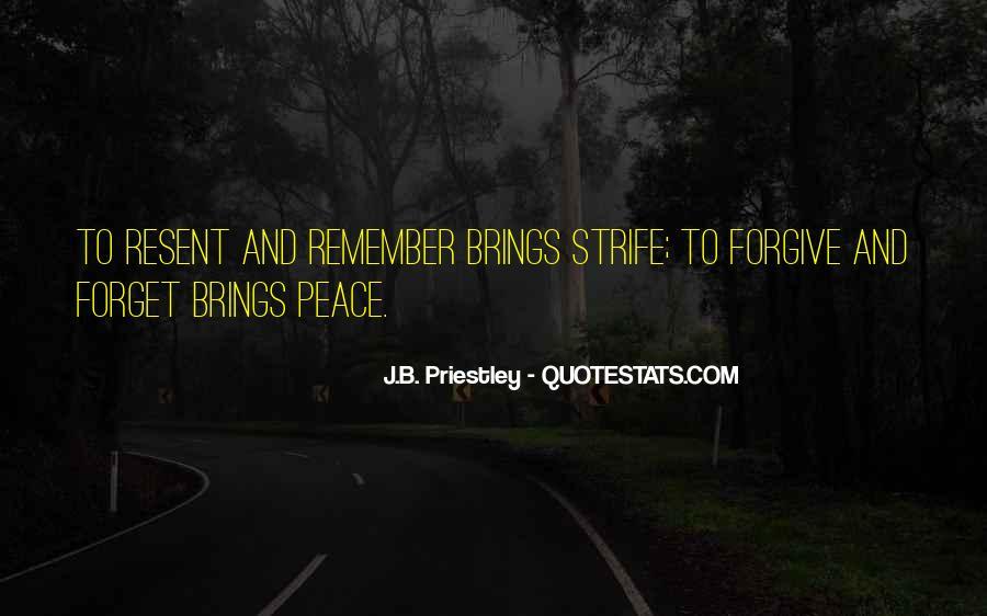 J.B. Priestley Quotes #1788265