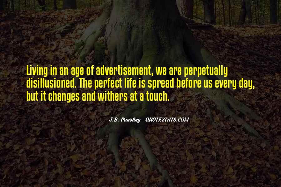 J.B. Priestley Quotes #1826571
