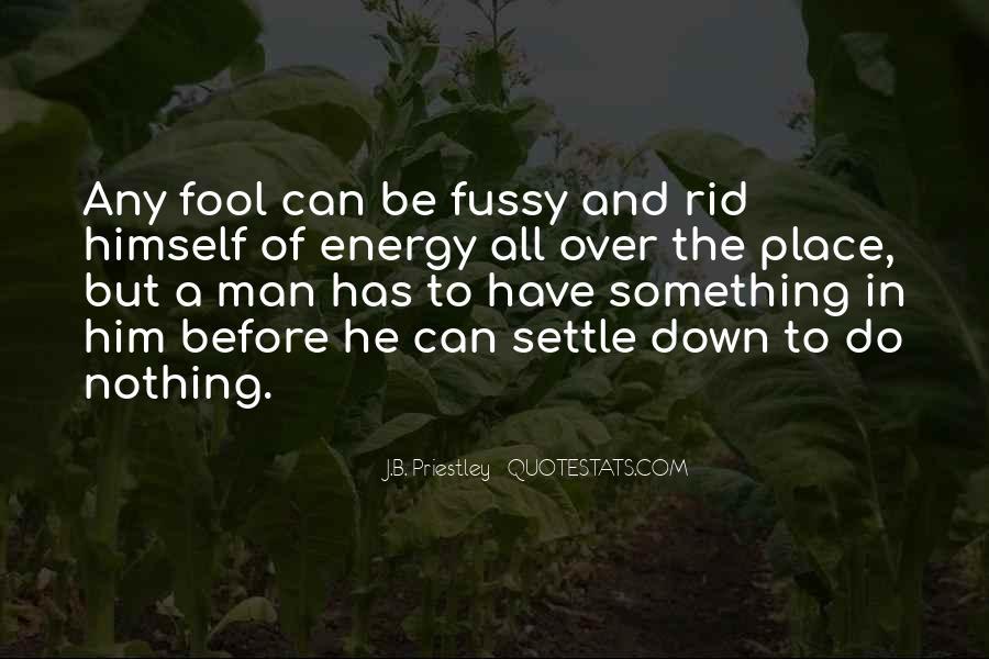 J.B. Priestley Quotes #183272