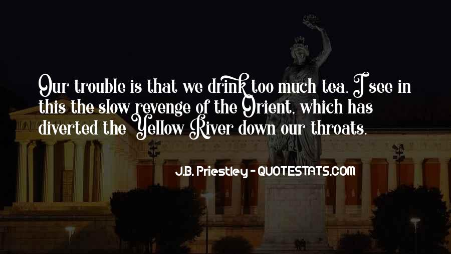 J.B. Priestley Quotes #191286