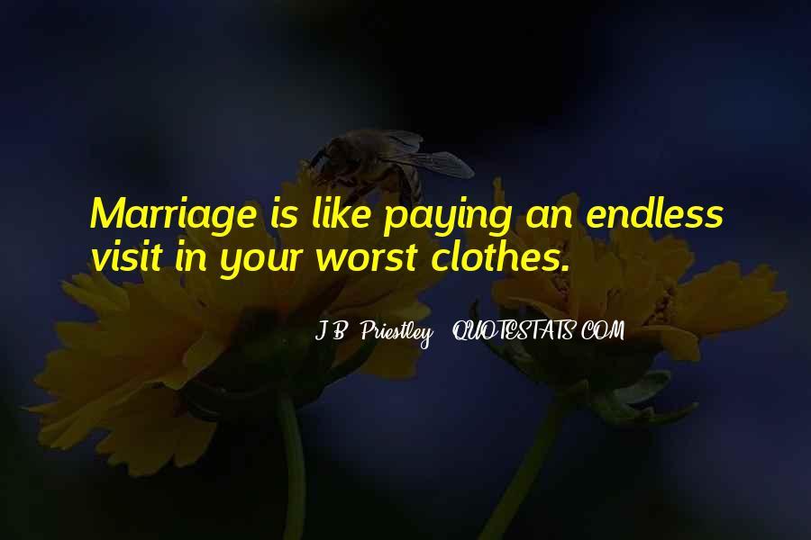 J.B. Priestley Quotes #422731