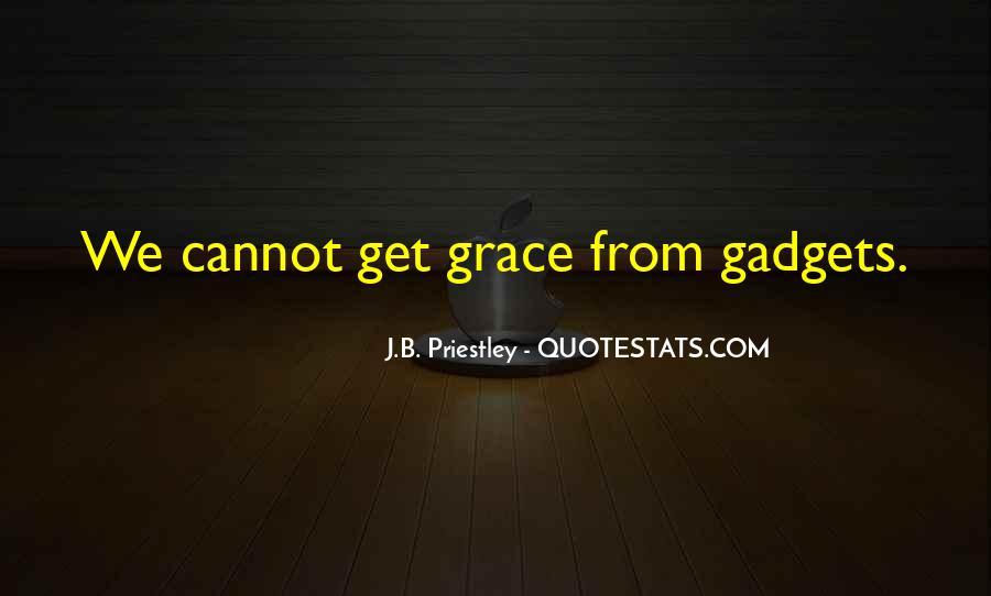 J.B. Priestley Quotes #448307