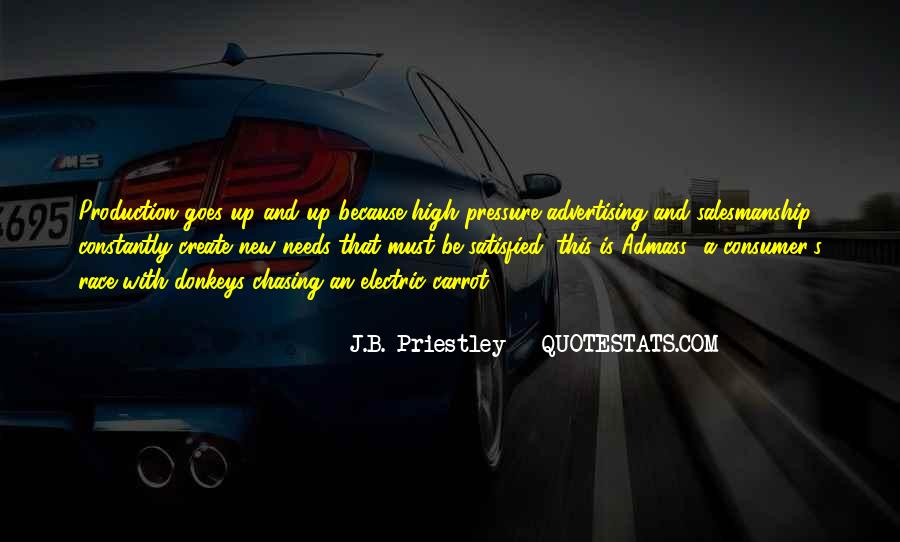 J.B. Priestley Quotes #49665