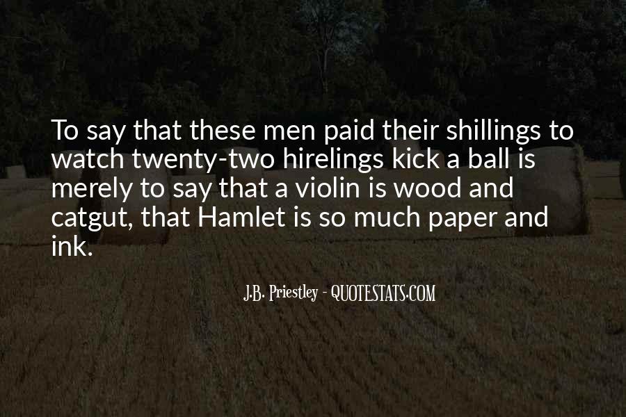 J.B. Priestley Quotes #625160