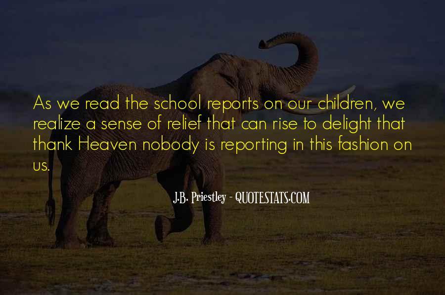 J.B. Priestley Quotes #668363