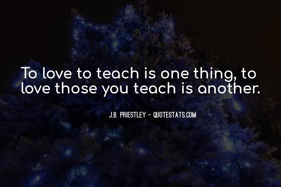 J.B. Priestley Quotes #678912