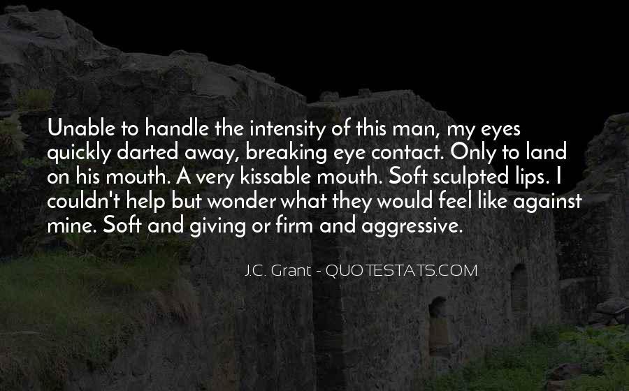 J.C. Grant Quotes #1319653